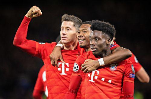 Bayern Monaco amazon prime