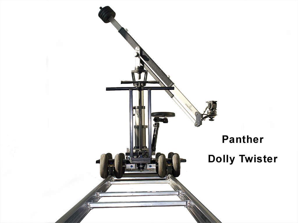 Ex Demo Panther Twister Dolly With Trackwheels