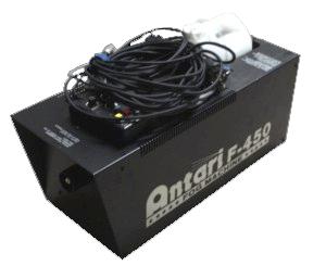 Nebelmaschine ANTARI: F-450