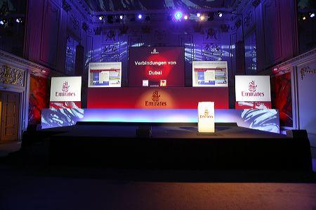 Hofburg/Redoutensäle/Emirates Inauguration