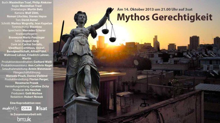 Mythos Gerechtigkeit