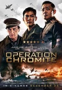 operazione chromite