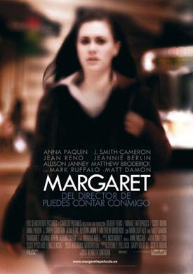 """Margaret """"puedes contar con migo"""""""