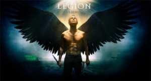 """Locadina di """"Legion"""""""