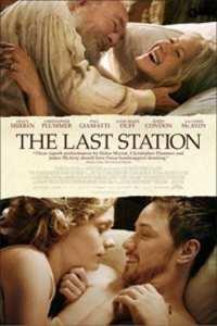 """Locandina di """"The Last Station"""""""