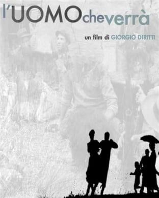 """Locandina de """"L'uomo che verrà"""""""