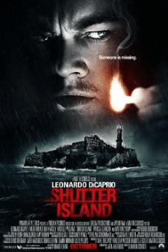"""Locandina di """"Shutter Island"""""""