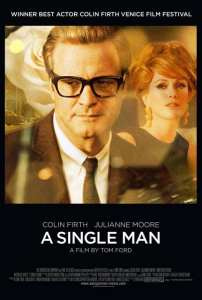 "Locandina di ""A single man"""