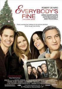 "Locandina di ""Everybody's fine"""