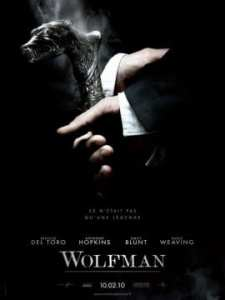 """""""The Wolfman"""" nuovo poster"""