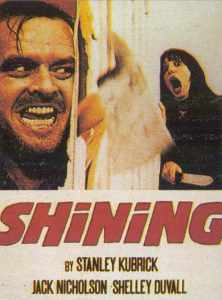 Locandina di Shining