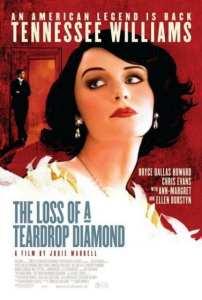 The Loss Of A Teardrop Diamond - Locandina