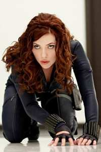 "Scarlett Johansson per ""Iron Man 2"""