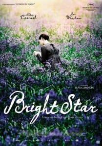 """Locandina di """"Bright Star"""""""