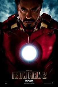 Iron Man 2 - Seconda Locandina