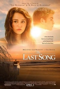 The Last Song - Locandina