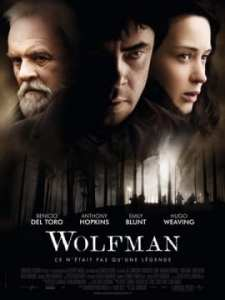 The Wolfman - Nuova Locandina