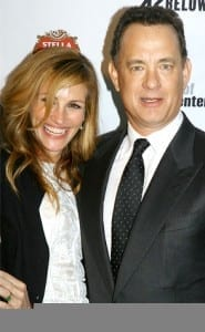 Julia Roberts e Tom Hanks