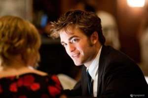 "Robert Pattinson in ""Remember me"""