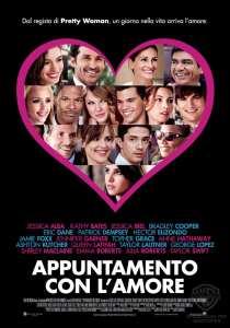 """Locandina di """"Valentine's day - Appuntamento con l'amore"""""""