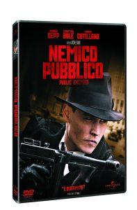 """DVD singolo di """"Nemico Pubblico"""""""