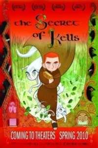 "Locandina di ""The Book of Kells"""