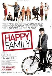 """Locandina di """"Happy Family"""""""