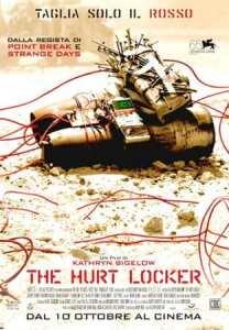 Locandina di The Hurt Locker