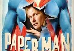 """Locandina di """"Paper Man"""""""