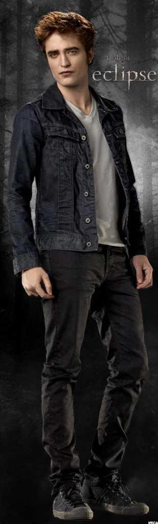 Robert Pattinson - Edward Cullen
