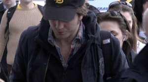 Robert Pattinson e Kristen Stewart