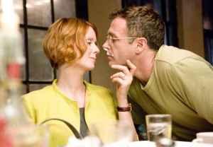 Miranda e Steve