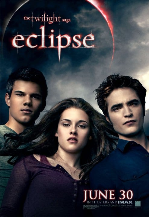 "Locandina di ""The Twilight Saga: Eclipse"""