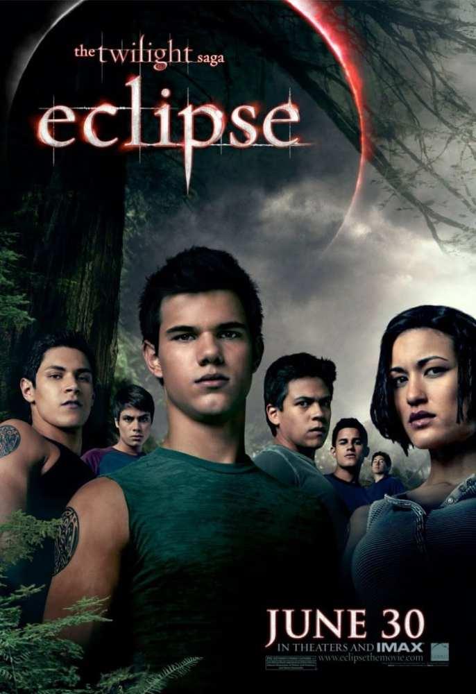 """Locandina di """"Eclipse"""" - I Licantropi"""