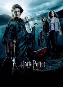 """Locandina di """"Harry Potter e il calice di fuoco"""""""