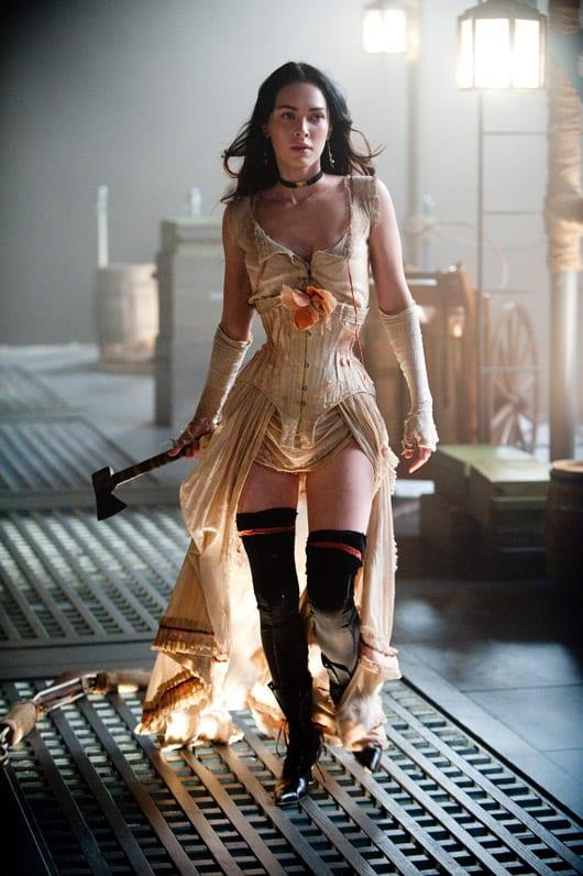 """Megan Fox  in """"Jonah Hex"""""""
