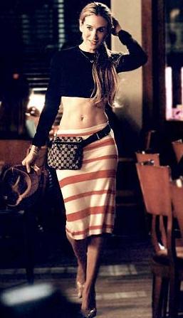 Carrie Bradshaw (Sarah Jessica Parker)