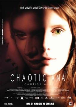 "Locandina di ""Chaotic Ana"""
