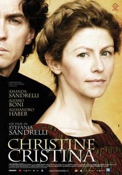 """Locandina di """"Christine Cristina"""""""