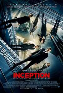 "Locandina di ""Inception"""