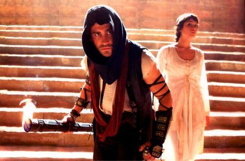 """Jake Gyllenhaal e Gemma Arterton in """"Prince of Persia: le sabbie del tempo"""""""