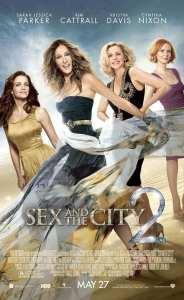 """Locandina di """"Sex and the City 2"""""""