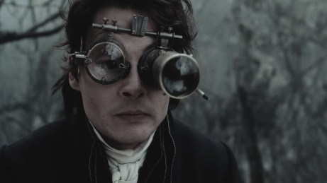 Johnny Depp in Sleepy Hollow