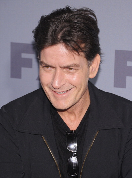 Charlie Sheen │ © Michael Loccisano / Getty Images