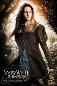 """Kristen Stewart, protagonista di """"Biancaneve e il Cacciatore"""""""