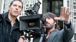 Ben Affleck sul set di Argo