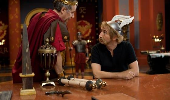 L'incontro tra Asterix e Obelix