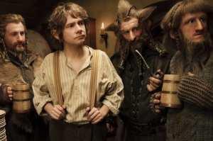 Un'immagine da Lo Hobbit - Un Viaggio Inaspettato