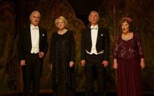 I quattro protagonisti di Quartet