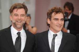 Paul Thomas Anderson e Joaquin Phoenix   © TIZIANA FABI/GettyImages